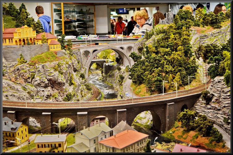 Hamburg - Miniatur Wunderland 17