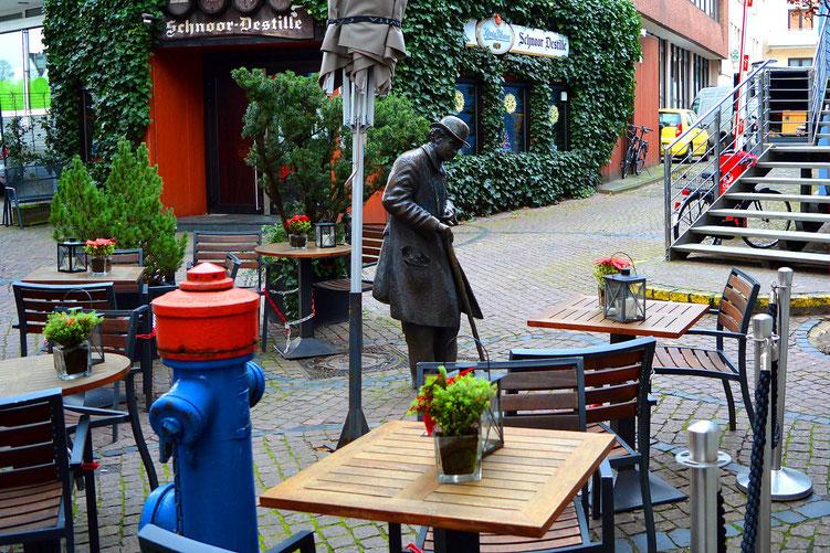 Der Schnoor in Bremen 43