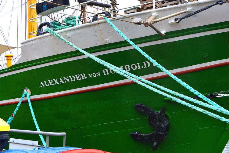 """Bremen - Die """"Alexander von Humboldt"""" 2"""