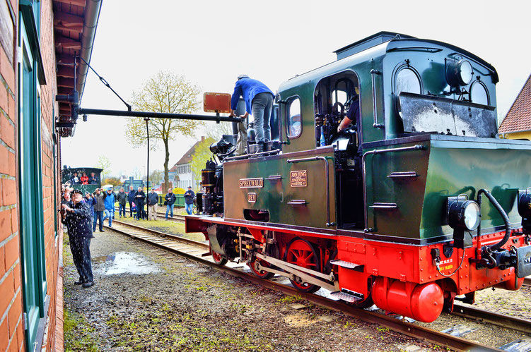 Museumseisenbahn Bruchhausen-Vilsen 42