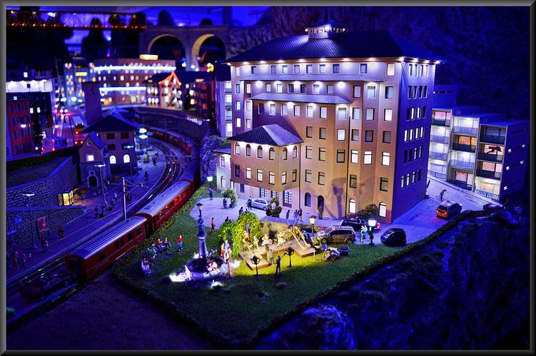 Hamburg - Miniatur Wunderland 32