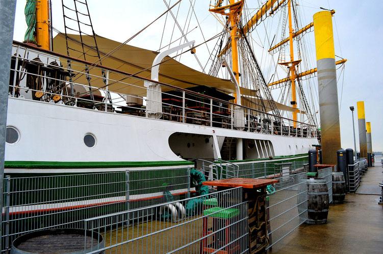 """Bremen - Die """"Alexander von Humboldt"""" 4"""