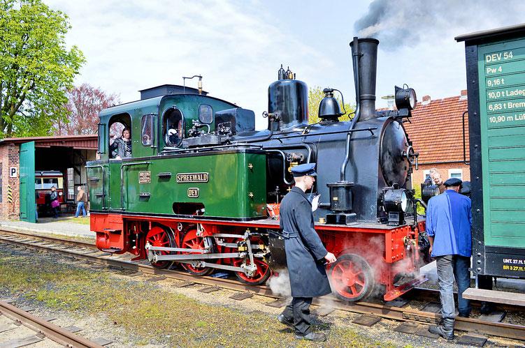 Museumseisenbahn Bruchhausen-Vilsen 49