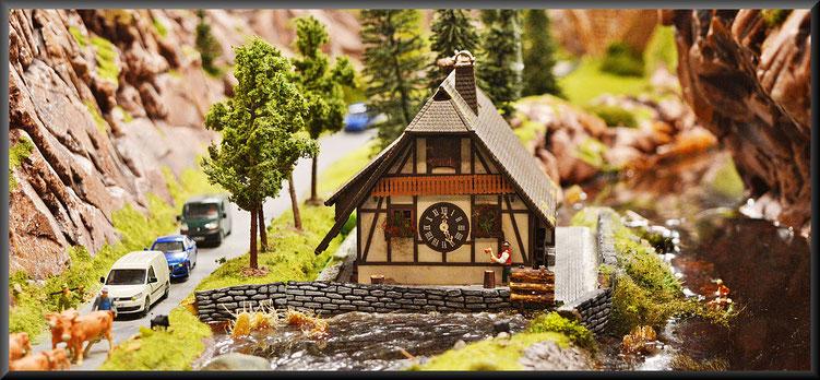 Hamburg - Miniatur Wunderland 37