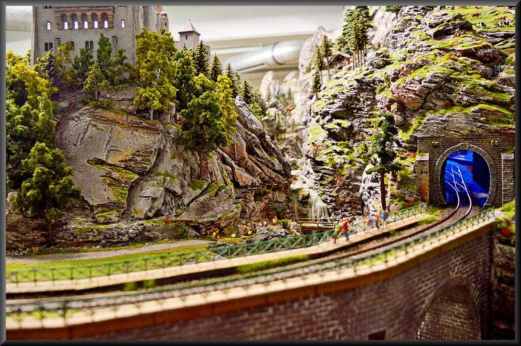 Hamburg - Miniatur Wunderland 31