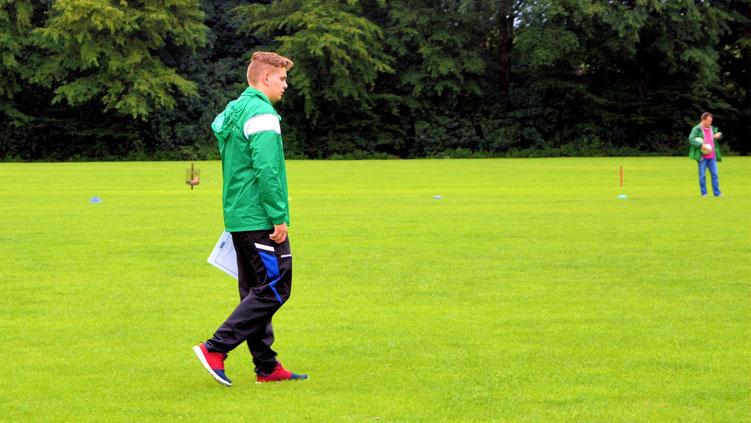 Fußball - 02 - Der Trainer