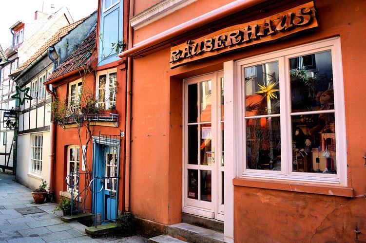 Der Schnoor in Bremen 09