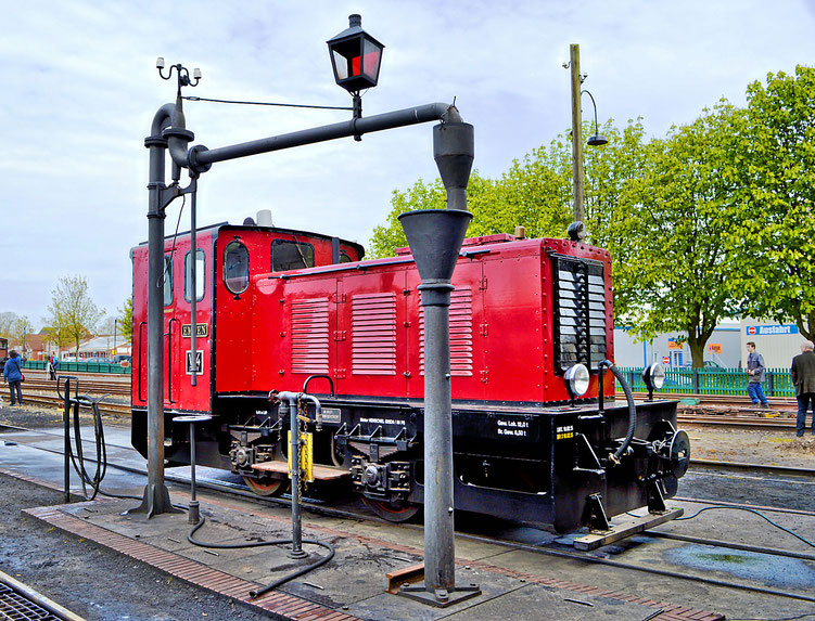 Museumseisenbahn Bruchhausen-Vilsen 14