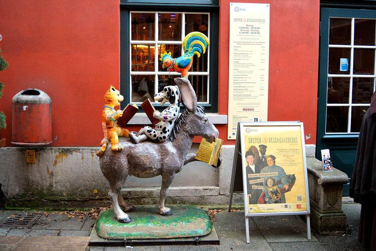 Der Schnoor in Bremen 20
