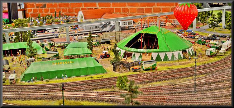 Hamburg - Miniatur Wunderland 49