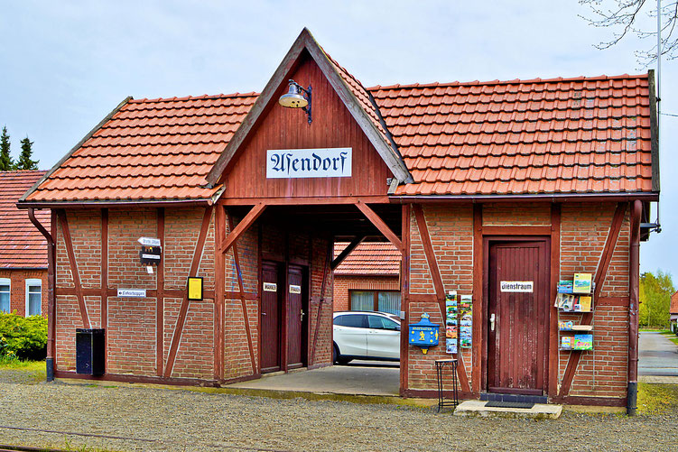 Museumseisenbahn Bruchhausen-Vilsen 35