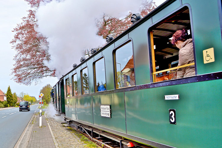 Museumseisenbahn Bruchhausen-Vilsen 46