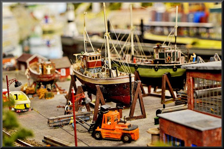 Hamburg - Miniatur Wunderland 51