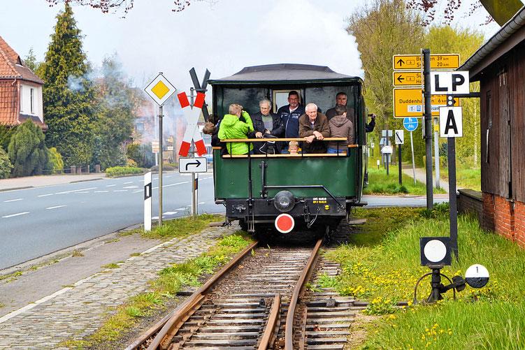 Museumseisenbahn Bruchhausen-Vilsen 47