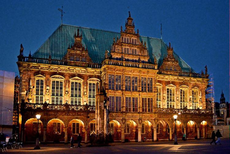 Bremen - Sonntagnacht in der City 2