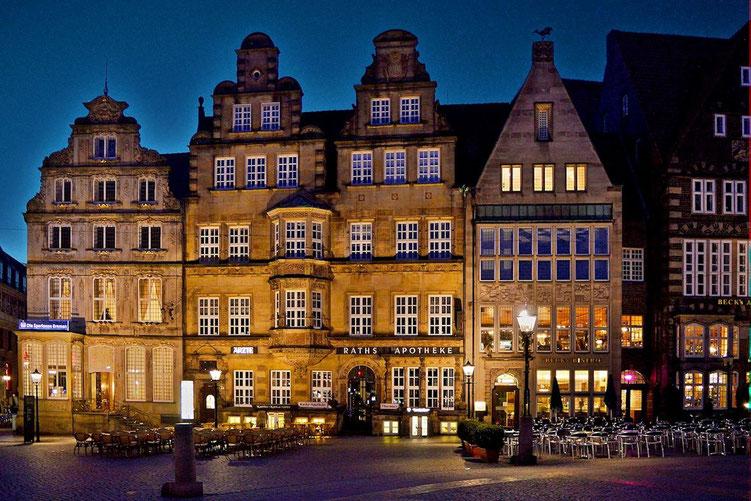 Bremen - Sonntagnacht in der City 6