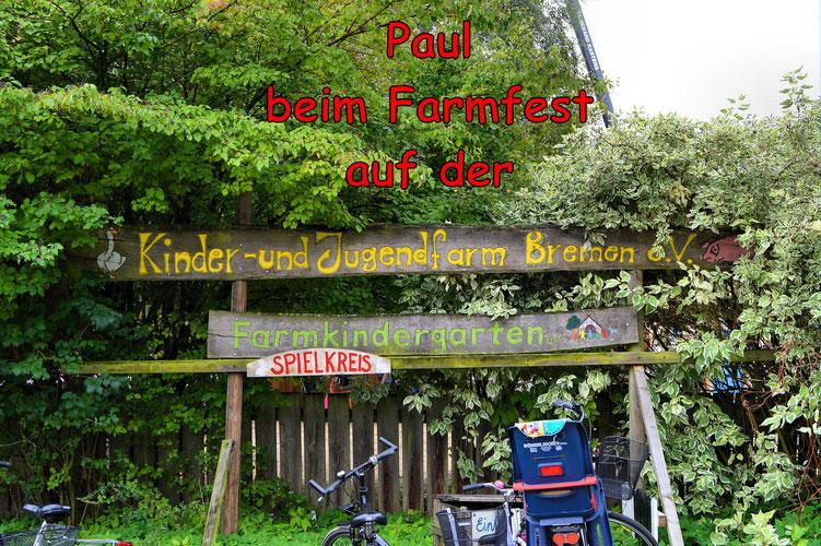 Farmfest der Kinder- und Jugendfarm Bremen 1