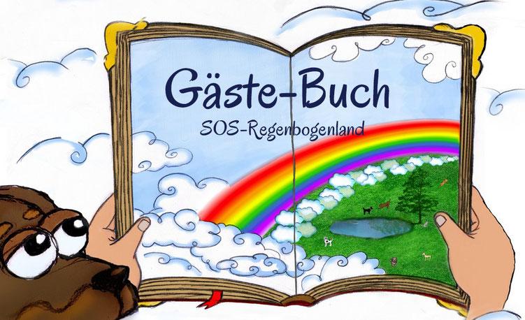 Gästebuch SOS - Regenbogenland