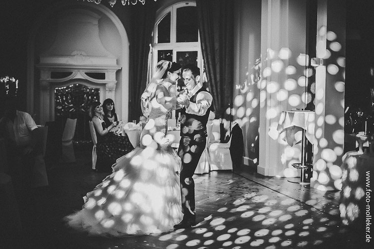 Hochzeit in Bielefeld, in Hotel Bielefelder Hof