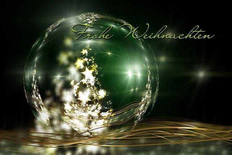 Weihnachtsbild Tietz