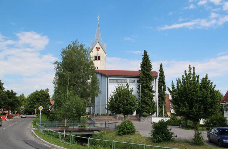 Die Laimnauer Peter und Paulkirche