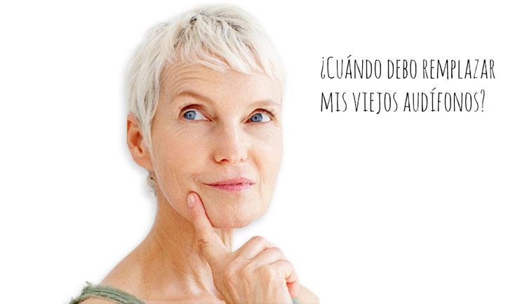 Consejos a la hora de remplazar los viejos audífonos por unos nuevos. Centro Auditivo Cuenca, en Valencia.