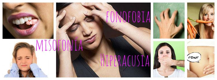 Hiperacusia, Fonofobia, Misofonía, ¿son trastornos de la audición, o trastornos de la ansiedad?