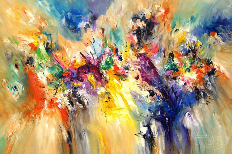 Incredible XL1 - Abstrakte Gemälde Moderne Malerei online ... - photo#13