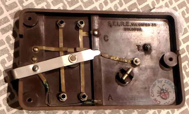 STIRE Italian learning key/set - Underbase