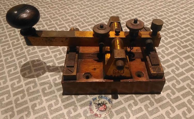 """Siemens & Halske """"Imperial Key"""""""