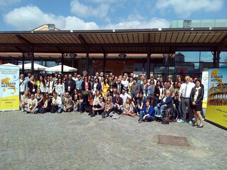 ITBMRoma 2015 alla Città dell'Altra Economia di Testaccio