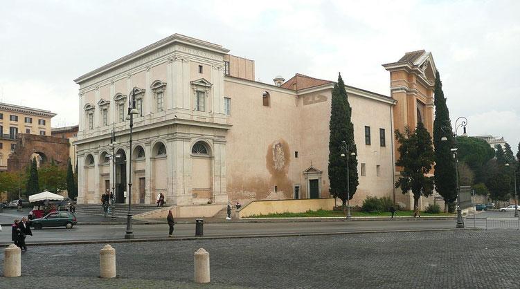 Complesso della Scala Santa, immagine WikiMedia