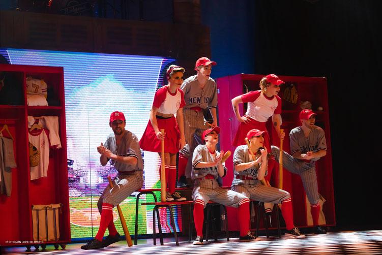 Spectacle Memphis Show, Casino Barrière de Lille