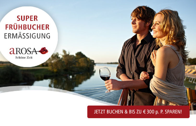 *sichern Sie sich bis zum 30.Noevember 2018 Ihren Super-Frühbucher-Vorteil 2019 - jetzt hier bei Reiselotsen cruise & tours bis zu 300,- € p.Person sparen .....