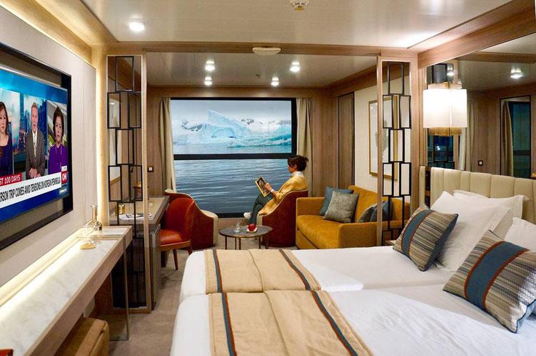 Erlebnis-Kreuzfahrten mit MS World Explorer von Nicko Cruises in 2019 jetzt bei Reiselotsen buchen
