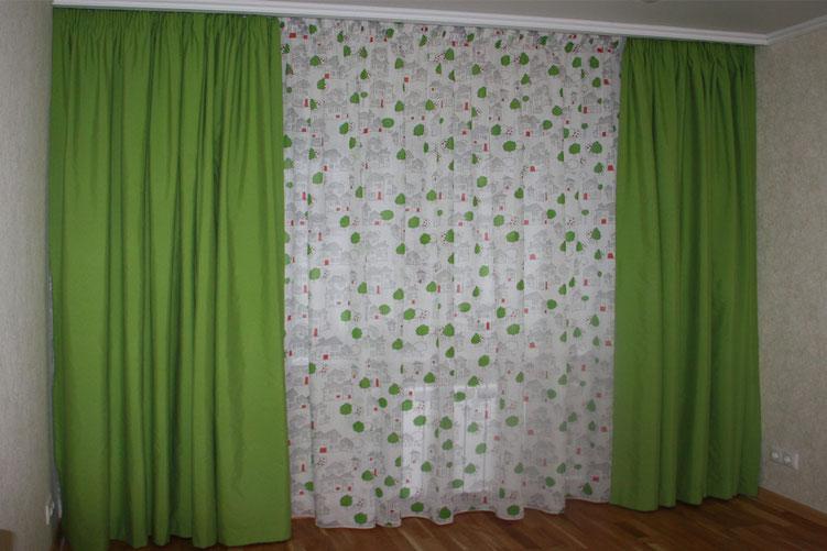 шторы для детской заказать в Пушкино