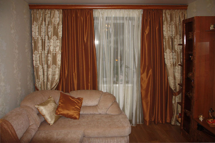 портьеры для гостиной на заказ в Пушкино Ивантеевке Королеве Щелково Москве Балашихе