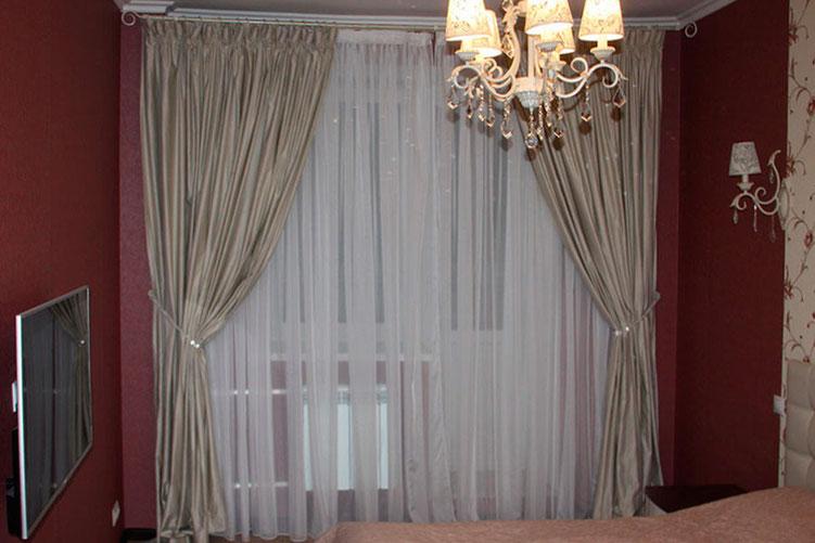 Купить шторы в Пушкино, Москве, Балашихе недорого