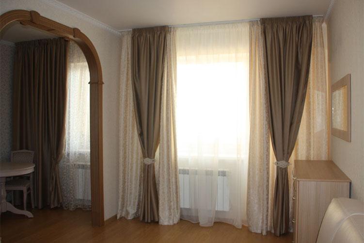 шторы в гостиной на заказ в Пушкино Ивантеевке Королеве Щелково Москве Балашихе