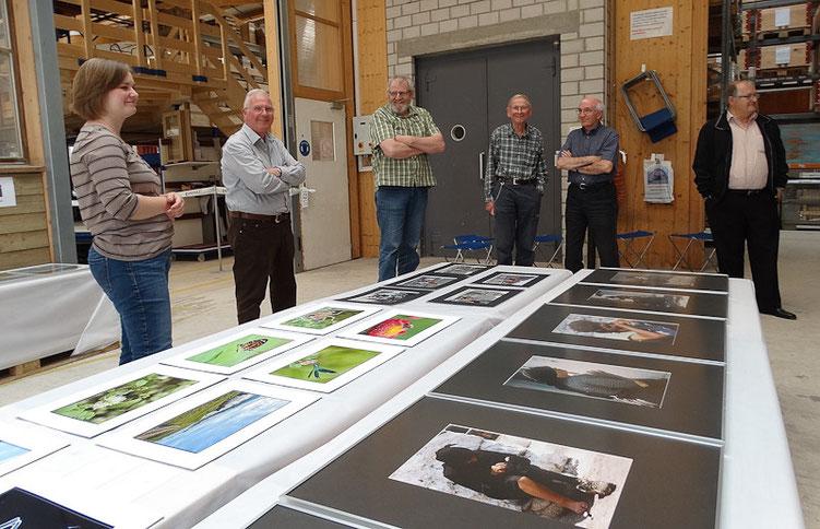 Ausstellung, Fotoclub Huttwil