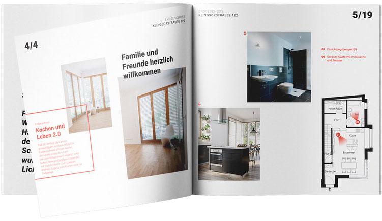Exposé Immobilienmakler Berlin