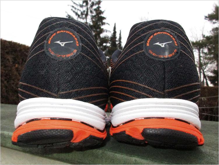 Der Wave Sayonara 3 ist komfortabel und sicher - ein Allrounder, der auch für die Marathonvorbereitung geeignet ist.