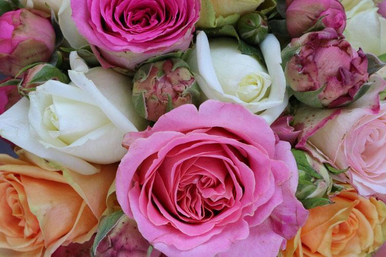 BlumenART-Caputh / Hochzeitsstrauß
