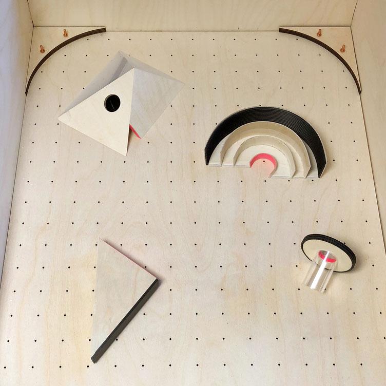 Kinderspielzeug, Holz, Designspielzeug, Holzkinderspielzeug, Chantal Bavaud, nachhaltiges Design, Designpreis, Aarau, Schweizer Design,