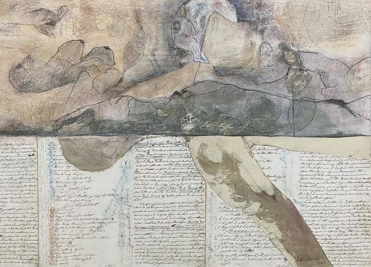 Schriftentaucher - Anita Windhager