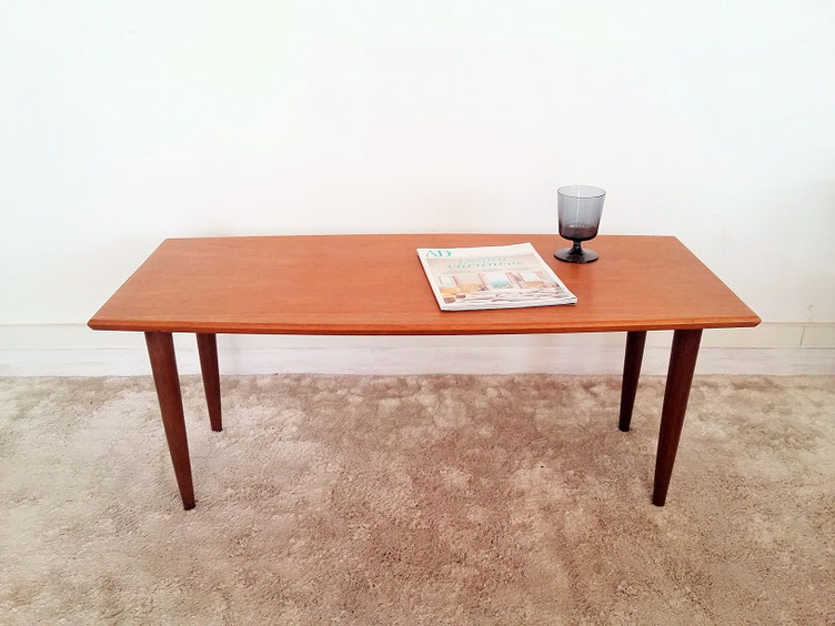 Table basse scandinave vintage muros design et vintage for Table basse retro design