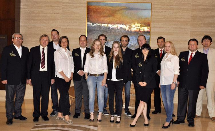 Deutsche Nationalmannschaften, Schacholympiade 2016, Baku