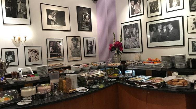 Wien hotel 朝食