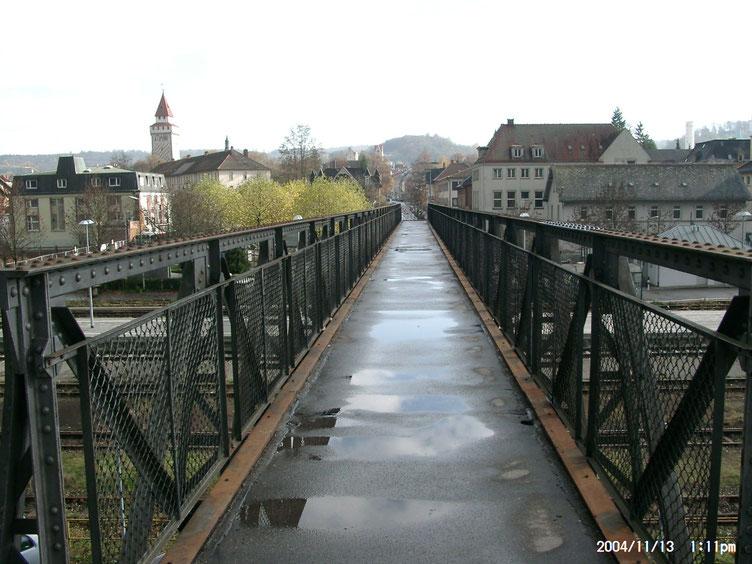 Bild: Volker Petzold - Eschersteg Ravensburg - Bürgerforum Altstadt Ravensburg