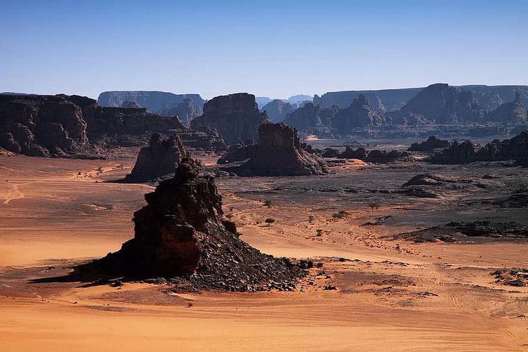 Gilf Kebir, deserto libico